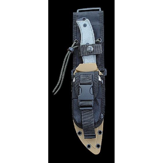 Olive Drab ESEE ESEE52MBOD Molle Back For ESEE 5 & 6 Sheaths