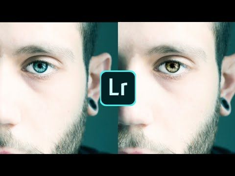 How to change color in lightroom