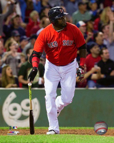David Ortiz Boston #RedSox 2015 #MLB Action Photo Sg067 (select Size) from $13.99