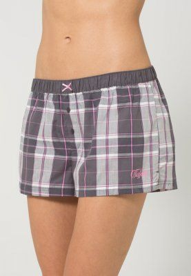 Buffalo - 2 PACK - Pantaloni del pigiama - pink/green
