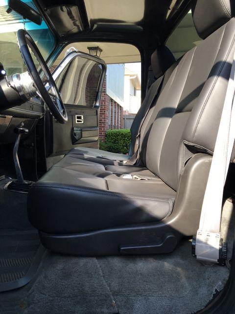 2007 2014 Gmc Yukon Hybrid 2nd Second Row 60 40 Bench Black Leather Seats Oem Black Leather Seating Gmc Yukon Seating