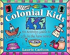 This page lists the best children's books about life in Colonial America, plus links to related activties, lesson ideas, and more.