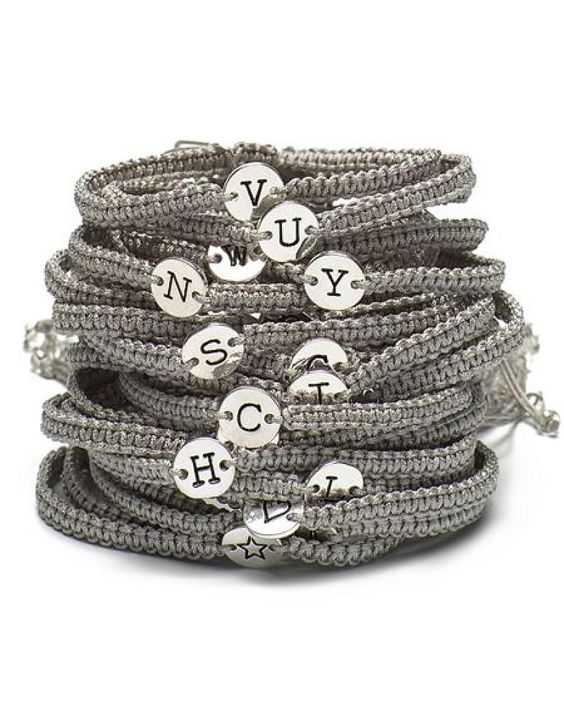 Proud MaMa Initialen armband - Hip & Zwanger