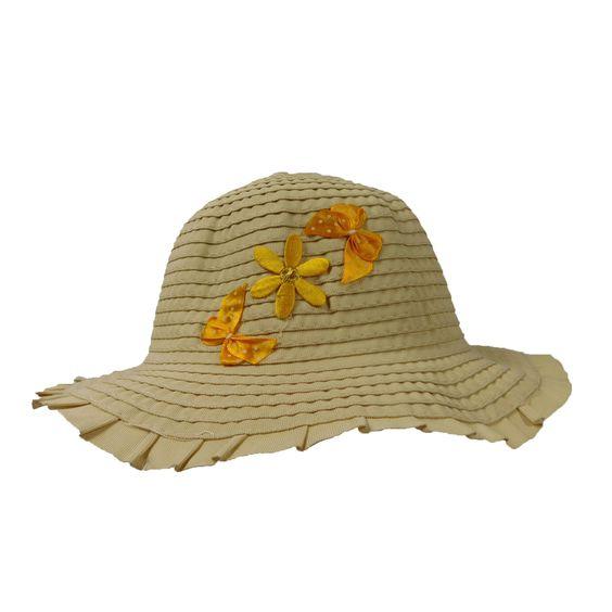 Summer Beach Hat for Toddler Girls