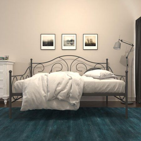 Home Metal Daybed Full Size Daybed Guest Room Decor