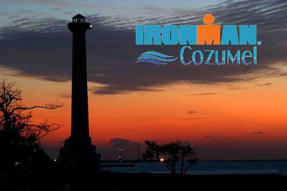 Ironman Cozumel     http://www.active.com/triathlon/cozumel-quintana-roo/ironman-cozumel-2012