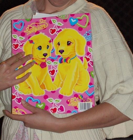 I use Lisa Frank for all my classes   13 Telltale Signs You're Stuck In The '90s