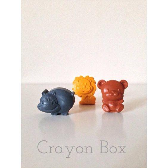Crayon Box - Zoo (4)