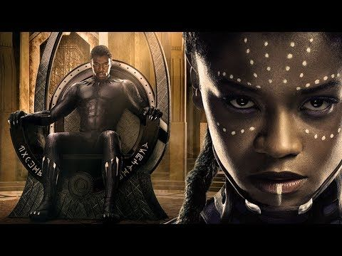 Avengers 4 Actress Suggests Shuri Becomes Queen Of Wakanda Avengers Actresses Queen