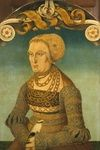 Countess Elisabeth von Baden full dress