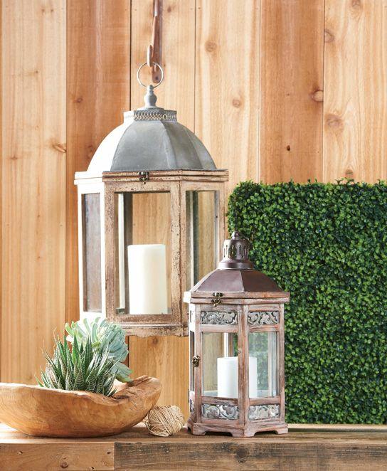 lanterns #home #outdoor #decor