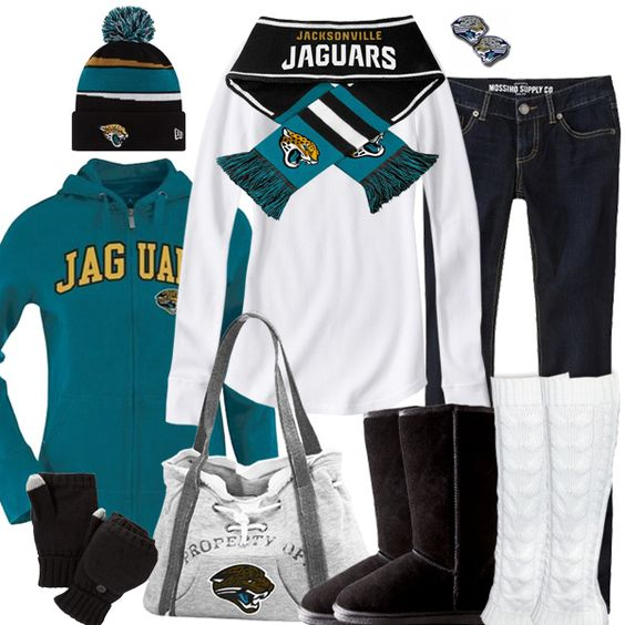 Jacksonville Jaguars Winter Fashion