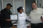 We're proud of the 11 students who recently graduated from our Culinary School!