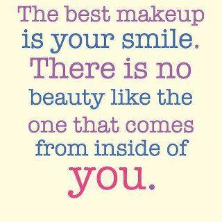 So Smile! ALWAYS! :-)