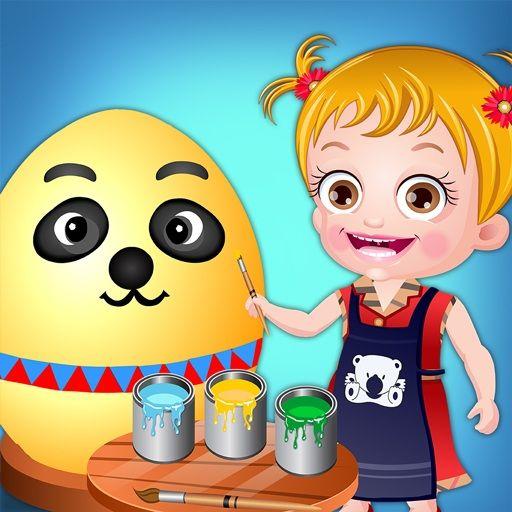 لعبة بيبي هازل مرح عيد الربيع Baby Hazel Easter Fun لعبة جديدة من