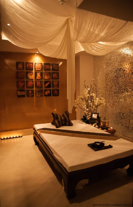 Thai square city spa pampering facial at london 39 s newest Square room decorating ideas