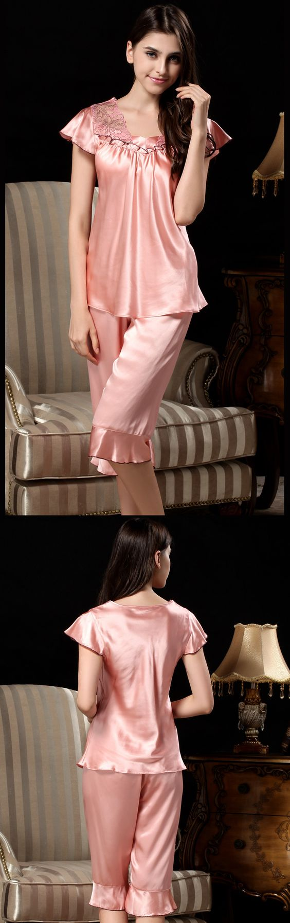 silk robes where to buy silk pajamas white silk chemise https ...