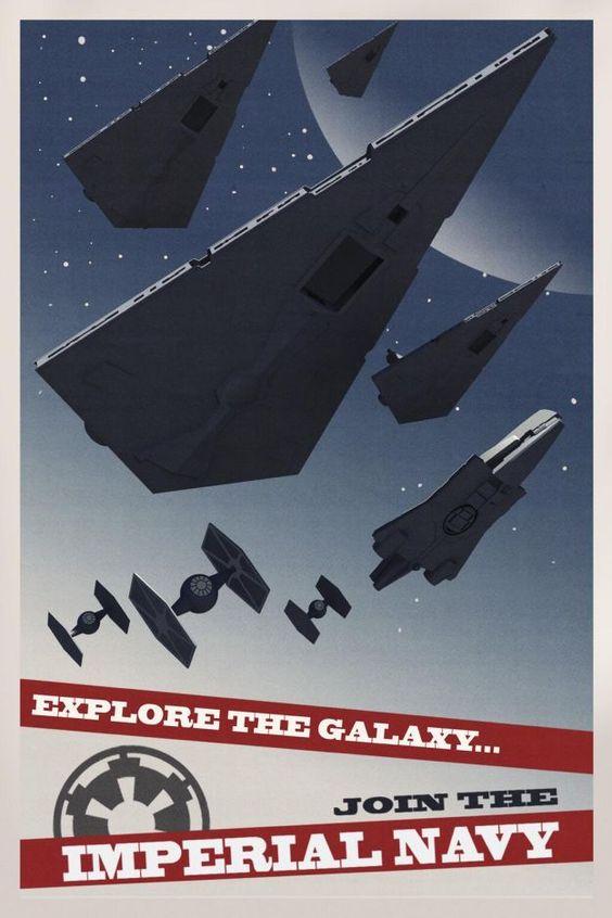Star Wars Rebels posters. Star Wars Propaganda at it's best.