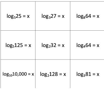 how to solve a log equation yahoo