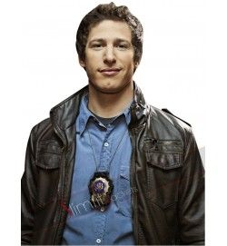 Brooklyn Nine Nine Andy Samberg (Jack Peralta) Jacket