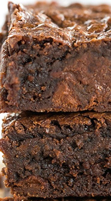 Better-Than-Box-Mix Brownies