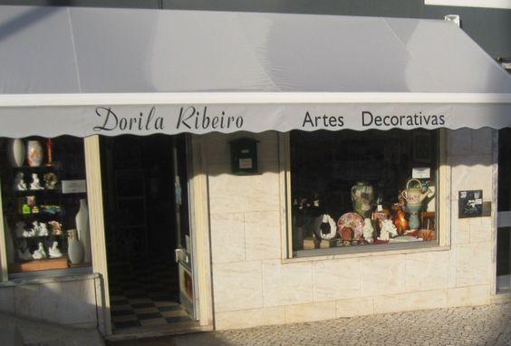 LOJA/ATELIER DORILA RIBEIRO EM MIRATEJO