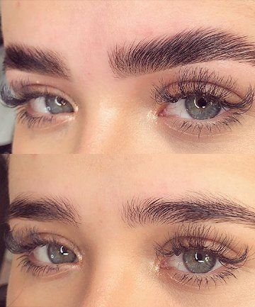 Why People Are Choosing Brow Lamination Over Microblading En 2020