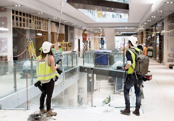 The Walkthrough: A Glimpse Inside Emporium Melbourne