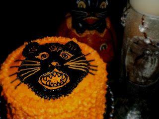 Black Cat Cake!!!