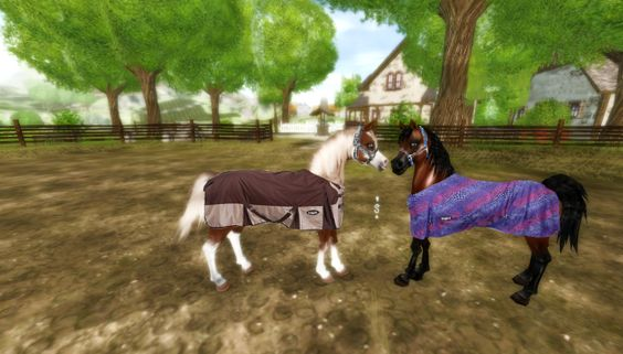 Star Stable Stables And Galleries On Pinterest
