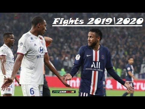 Best Football Fights 2019 2020 Ft Cristiano Ronaldo Neymar Messi Hazard Bale Hd Youtube Football Fight Cristiano Ronaldo Neymar