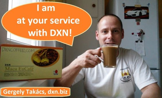 I am at your service with DXN Ganoderma business.