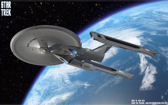 - Star Trek USS Phobos NCC 2786 - free Star Trek computer desktop wallpaper, pictures, images.