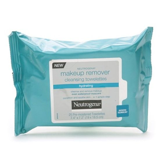 Neutrogena Hydrating Makeup Remover Cleansing Towelettes