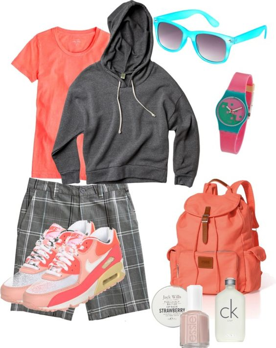 """casual 5"" by kari-d-nicholas on Polyvore"
