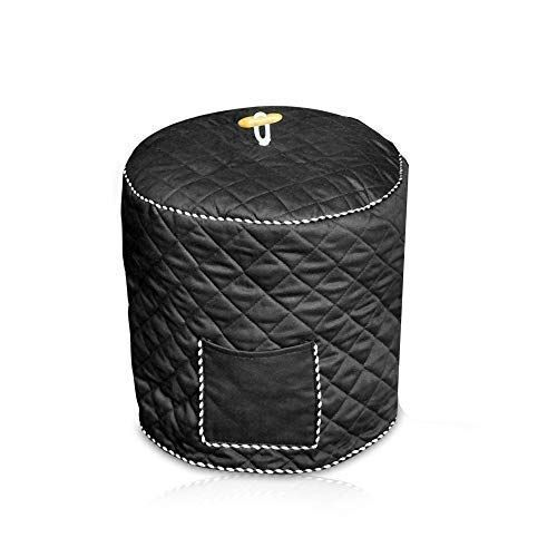 Amazon Com Debbiedoo S Pressure Cooker Cover Custom Made Accessories Fits 8 Qt Instant Pot Models Black Pressure Cooker Decorative Cover Appliance Covers