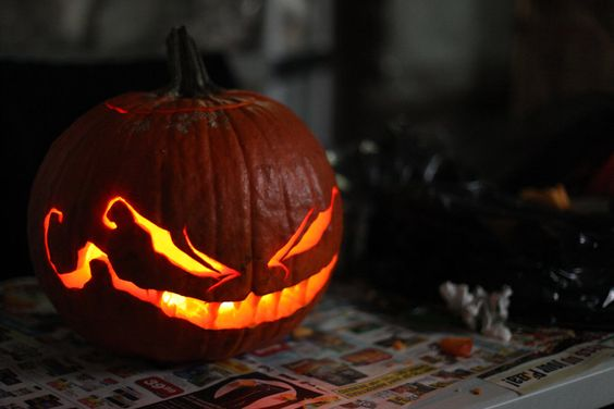 Jack-o-lantern 1 by *ericfreitas on deviantART: