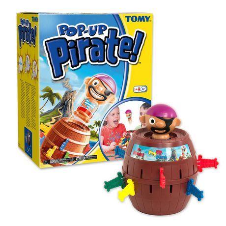 Tomy Pop Up Pirate!