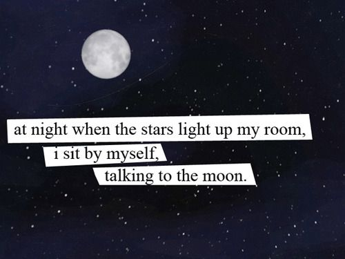 Moon Quotes Tumblr Interesting Moon Tumblr Quotes  Tumblr_Mdgbbvkep01Qfi0Zso1_500  Moon