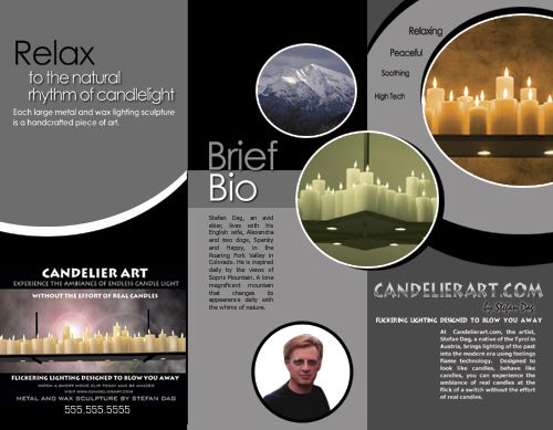 interior design brochure - Brochures, Brochure design and Jewelry stores on Pinterest
