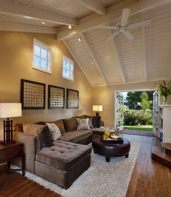 Family Room Interior Design Idea In Santa Barbara Ca Fabulous Homes Decor Pinterest