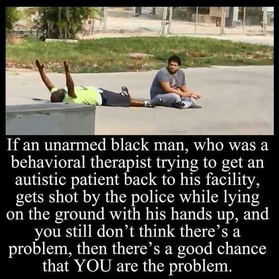 Our country is in serious need of a law enforcement overhaul. Don't get it twisted, I support good cops! But, they need better training, resources & tactics to handle difficult situations without resulting to deadly force.