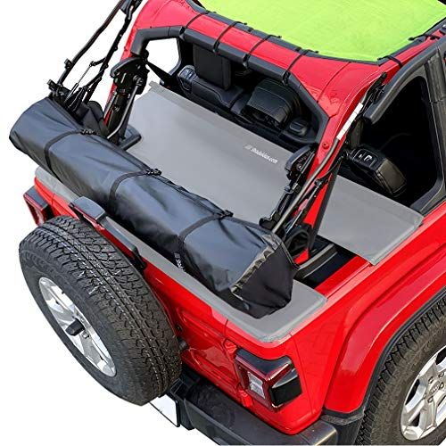 Shadeidea Jeep Wrangler Soft Top Boot Premium Storage Cover Jl