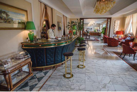 Grand Hotel Vesuvio Napoli, Neapel - Geschichten von unterwegs by Marion and Daniel-30