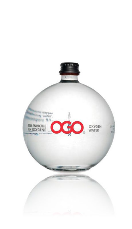 OGO, Oxygen water