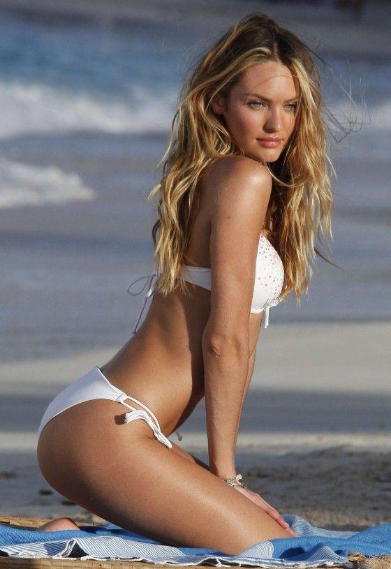 Candice Swanepoel: Victoria's Secret Photoshoot in St. Barts