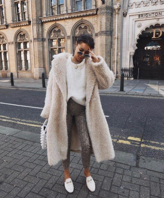 Resultado de imagen para teddy coats how to wear