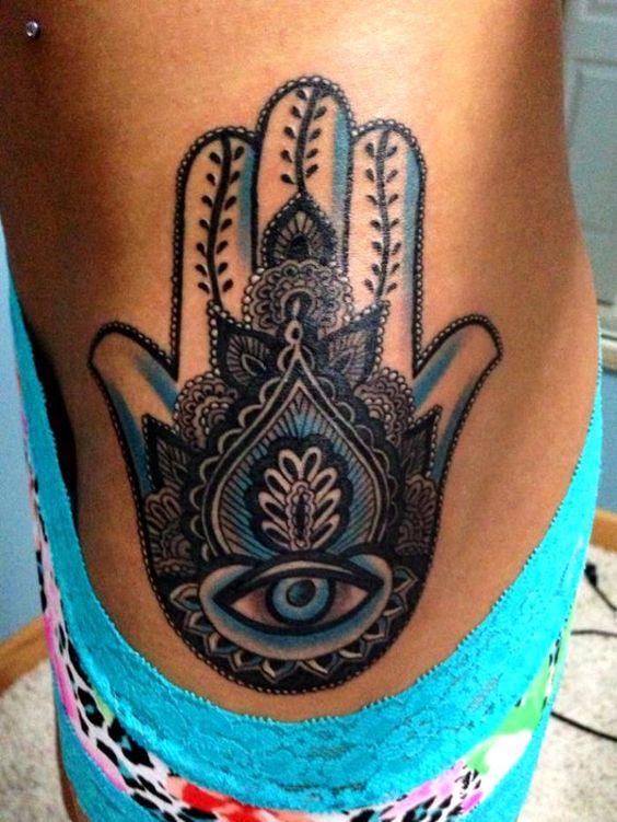 Greek evil eye eyes and the colour on pinterest for Tattoo of evil eye