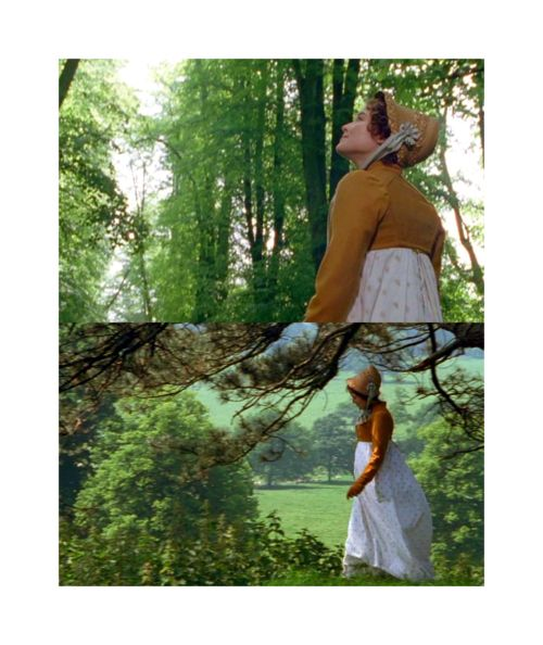Pride & Prejudice (1995) This is a beautiful scene and dress!: