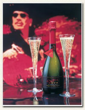 Santana champagne dvx - by Mumms